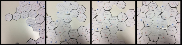 hexagon thinking