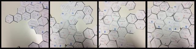 hexagon thinking